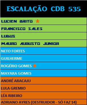 ESCALACAO 535