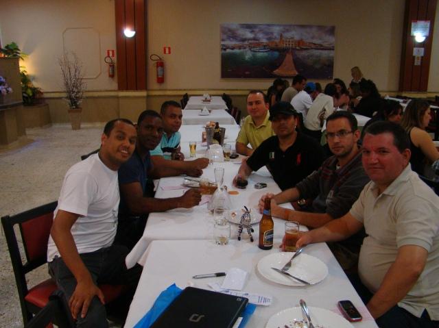 Foto no 2° encontro do Botequeiros realizado em 2012!