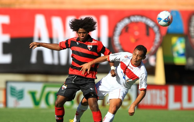 Vila Nova 0 x 1 Atlético/GO (O Zé Melancia avisou)