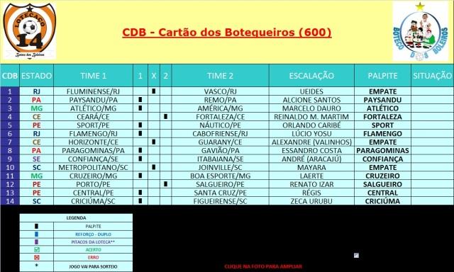CDB600