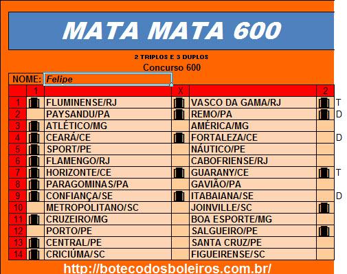 Felipe 600
