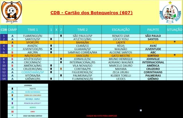 CDB607