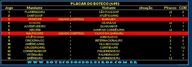 Placar607