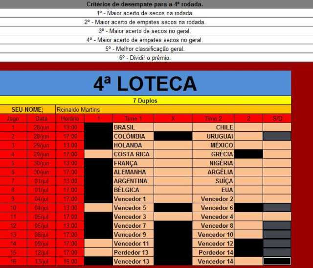 JGM Loteca 4