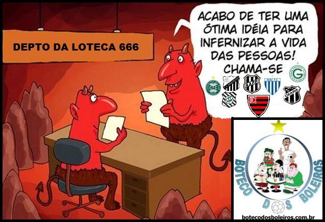 Loteca 666 - Boteco dos Boleiros
