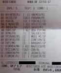 Boteco dos Boleiros 717 - R$ 864,00